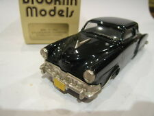 1/43 BROOKLIN 17 STUDEBAKER CHAMPION STARLIGHT COUPE 1952 BLACK