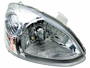 Headlight for Toyota Echo 08/02-12/05 New Right Front RHS Sedan NCP12 03 04 lamp