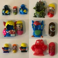 Mighty Beanz and Bodz 2004 2010 Regular and Classic Choice of Sets