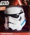 STORMTROOPER 3D Wall Light Star Wars Storm Trooper DECO Night Light NEW