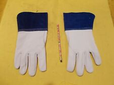 West Chester Ironcat Tig Welding Gloves Leather Welder Goatskin 6142 X Large