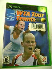 Wta Tour Tennis (Xbox) Tout Neuf Usine Scellé