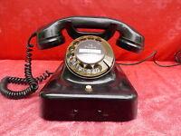 Vecchio Telefono__ Bachelite__ W 48__Siemens