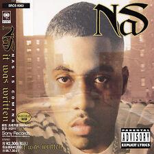 It Was Written [Bonus Track] by Nas *Disc Only* (CD, Jul-1996, Sony)