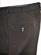 Vintage 1980's Comme des Garcons Black Wool pants