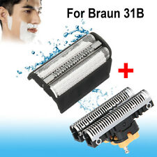 Shaver Foil + Cutter Blade Replacement For BRAUN 31B 350 370 380 5000series  !