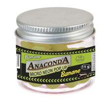 Sänger Anaconda MICRO NEON POP UP 10mm - Mini Boilie - Banane