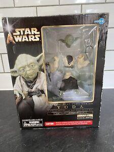 Kotobukiya Star Wars ARTFX 1/7 Yoda