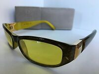 New FRED Lunettes CUT S5 col.005 Yellow Sunglasses France
