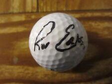 R.W. Eaks Golfer Autographed Signed Beta Ti Tech Golf Ball PGA Tour