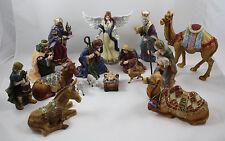 Hawthorne Village Thomas Kinkade's Nativity Collection