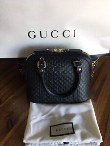 Gucci Dome MINI Micro GG Top Handle Leather Choose One ☝️ Mini Size New W/Tags