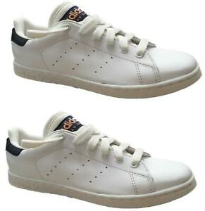 Adidas Stan Smith Kids/Children's Classic Trainers White Sneakers Sports Shoes