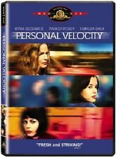 Personal Velocity (DVD) Kyra Sedgwick, Parker Posey SOLD AS IS!