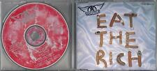 Aerosmith: Eat the Rich und Livin´on the Edge, 2 Maxi-CD´s