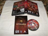 Overlord (PC, 2007) CIB Near Mint