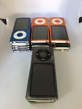 40x Lot Apple iPod nano 5th Generation Black (8 GB) 16G  W/ Issues #3J Blue Pink