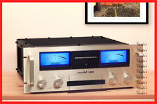 MARANTZ 500 MCINTOSH MC2255 SANSUI BA5000 BOSE 1801 REPAIR RESTORATION SERVICE
