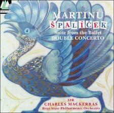 Unknown Artist : Martinu: Spalicek - Suite from the Balle CD
