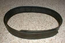 Safariland Buckleless Duty Belt 94 34 4 4 Stitch Pattern Double Hook Belt Holes