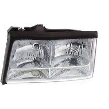 FLEETWOOD FLAIR 2006 2007 33R HEAD LAMP HEADLIGHT LIGHT RV - LEFT