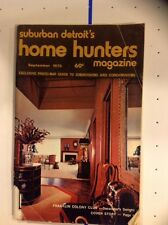 Suburban Detroit's Home Hunters Magazine - September 1973