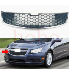 1x For Chevrolet Cruze 2009-2014 Car Front Lower Grille Grid Cover Frame Replace