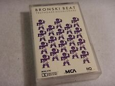 Bronski Beat : Truthdare Doubledare - 1986 Cassette - Hit that perfect Beat