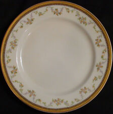 Set of 4 Haviland & Co Limoges The Valmont Luncheon Plates Circa 1893 - 1930