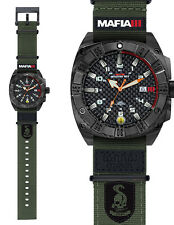 Official 2K Mafia III MTM Warrior Analog Watch NEW