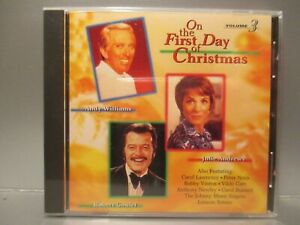 On The Fiirst Day Of Christmas, Vol.3 by V/A (CD,1997) Brand New