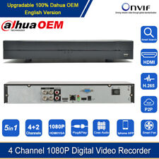Dahua Oem 4Ch Hd 1080P Hybrid Ahd Dvr 5-in-1 Digital Video Recorder P2P Onvif