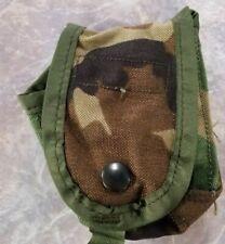 Army Issue BDU Woodland Frag Hand Grenade Pouch