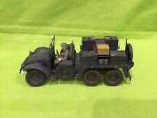 Tamiya? 1/35 Segunda Guerra Mundial alemán Krupp Camión, precioso artículo. Pintado y construido.