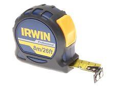 Irwin 8m/26ft  Pocket Tape Measure  Professional