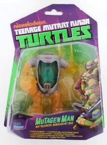 Teenage Mutant Ninja Turtles Mutagen Man Action Figur NEU