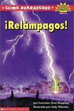 Clima Borrascoso: ¡Relámpagos!: Lightning! (clim