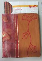 Tenda tendone Lucy con bretelle 100% poliestere 150x280 cm arancione e rosso
