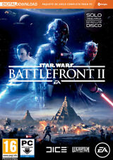 JUEGO  ELECTRONIC ARTS  PC GAME  STAR WARS BATTLEFRONT II (CODIGO DESCARGA)  ...
