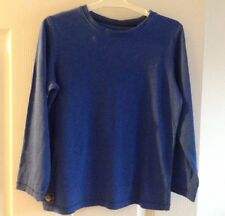 Kids Blue Next Long Sleeved Top - Age 6