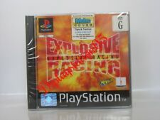 Explosive Racing PS1 New and Sealed,100% PAL Game( AUS )