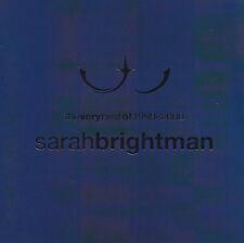 SARAH BRIGHTMAN - CD - THE VERY BEST OF 1990-2000