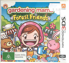 Nintendo 3DS Gardening Mama Forest Friends. New in Box and FREE POSTAGE!