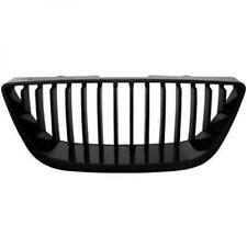 Designgrill Grill Seat Ibiza 6J 08-12 Ohne Emblem Schwarz