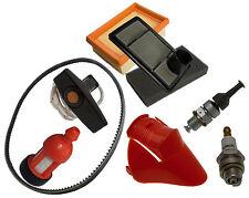 Kit de servicio completo se Ajusta Stihl TS400 Filtro De Combustible Aire & manejar Válvula de cinturón de enchufe de cuerda