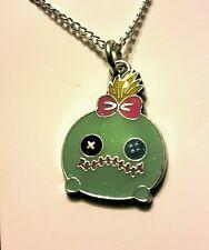 Lilo and Stitch Scrump pendant chain necklace 18 inch kawaii