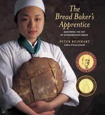Peter Reinhart - The Bread Baker's Apprentice 2001 hardcover free US shipping!