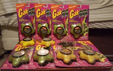 Vintage 90s Nickelodeon Gak In The Dark New in Package MINT! FIRM PRICE!