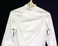 Dickies Chef Coat 50 White Grand Master Cw070101 Jacket Egyptian Cotton Twill