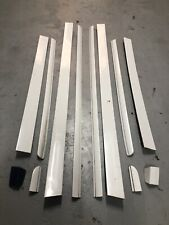 Mitsubishi Magna VRX Outer Door Moulds MAWSON WHITE - USED